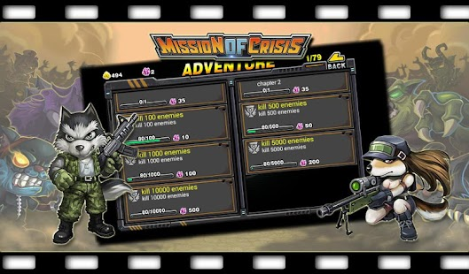 Mission Of Crisis - screenshot thumbnail