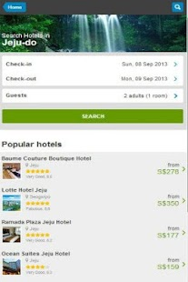 Korea Hotel Discount - screenshot thumbnail