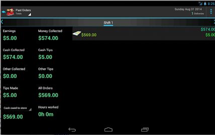 Delivery Droid Free Screenshot 9