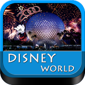Disney World Offline Map Guide