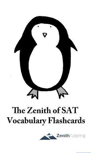 The Zenith of SAT Vocabulary
