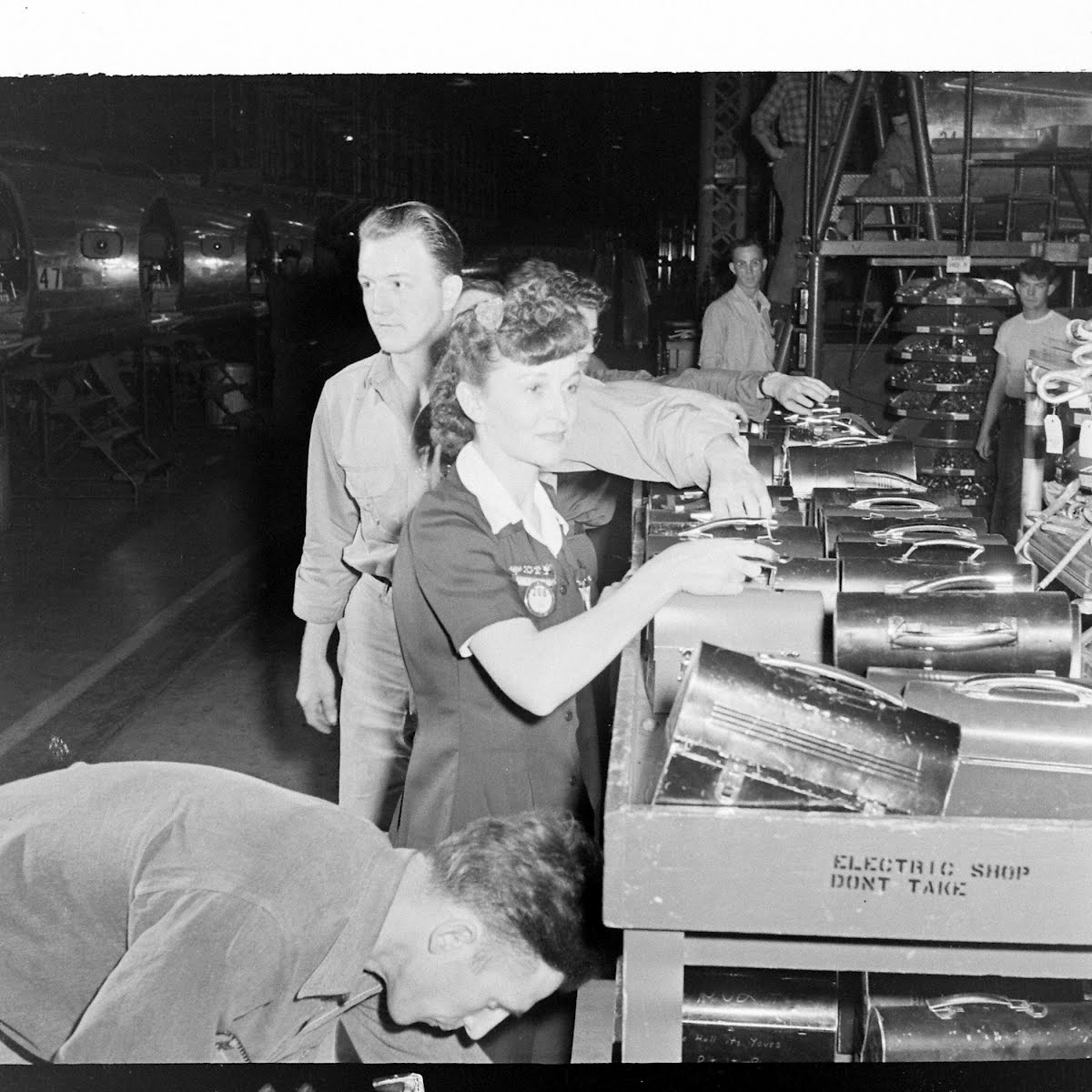 Boeing Factory Girls