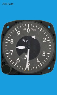 Altimeter - Imperial - screenshot thumbnail