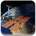 ISS Live wallpaper