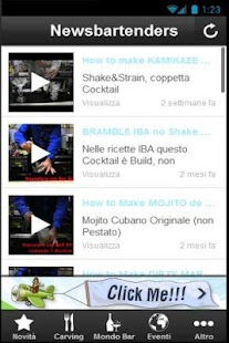 Newsbartenders- screenshot thumbnail