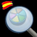 Sopa de Letras Trivial Español icon