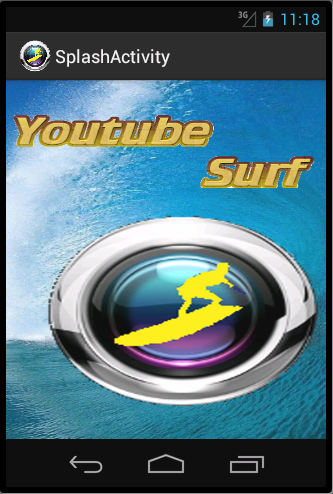 Youtube Surf by Mark Qian