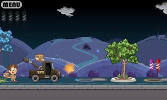 Screenshot of Postman Adventures