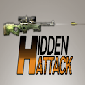 HiddenAttack (FPS + AR Game) logo
