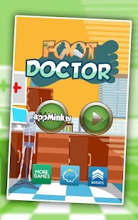 Foot Doctor Nail Doctor Games