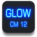 Glow CM12 Theme v3.3