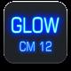 Glow CM12 Theme v1.7