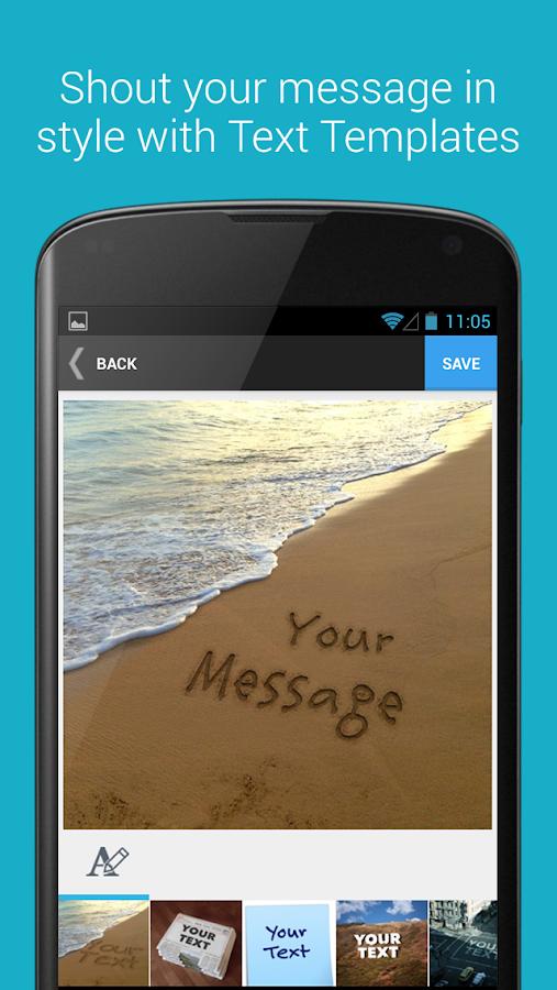 ImageChef - fun with photos - screenshot