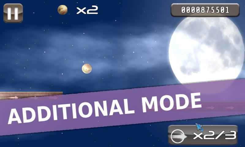 Paper Ball (dt.) - screenshot