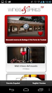 Wines & Spirits- screenshot thumbnail
