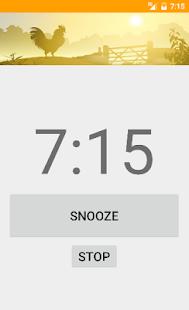 Voice Alarm screenshot