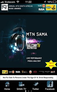 MTN SAMA TV - screenshot thumbnail