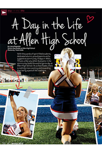 American Cheerleader Magazine- screenshot thumbnail