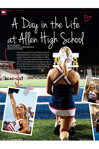 American Cheerleader Magazine- screenshot