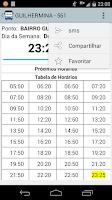 Screenshot of Próximo Ônibus Curitiba