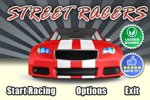Street Racing Game- screenshot
