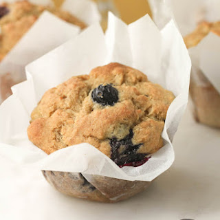 Gluten Free Blueberry Muffins