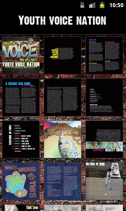 Youth Voice Nation- screenshot