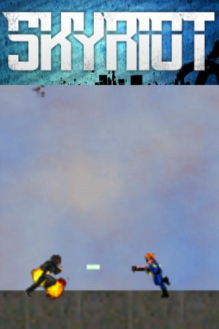 SkyRiot Free- screenshot