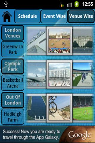 2012 London Games - screenshot