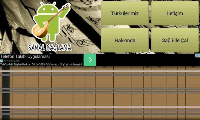 Sanal Bağlama : Saz Çal - screenshot