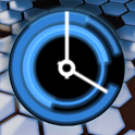 3.0 Honeycomb Clock Lite icon