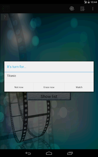 【免費娛樂App】WatchList Manager-APP點子