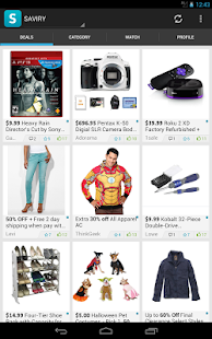 Saviry - Deals,Freebies,Sales - screenshot thumbnail