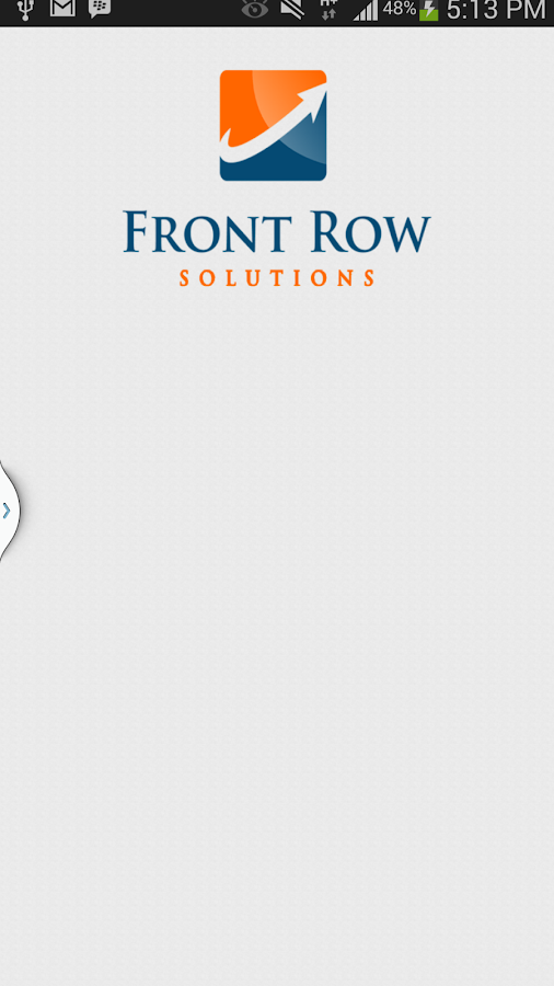 Front Row Sales Pro- screenshot