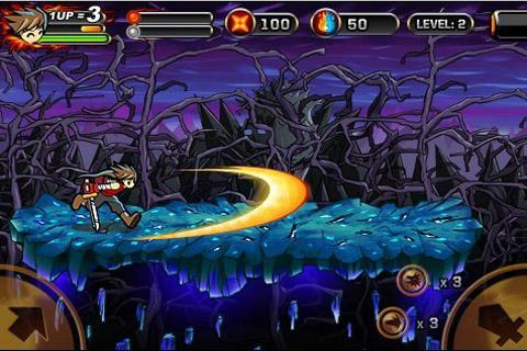 Devil Ninja2 (Mission)- screenshot