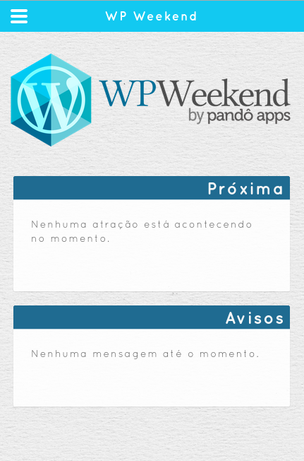 WP Weekend 2014- screenshot