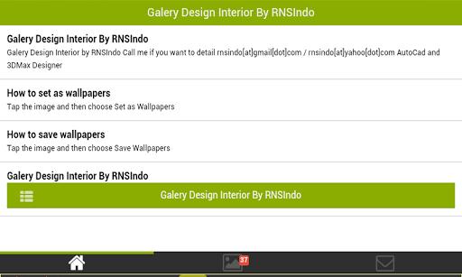 Galery Design Interior