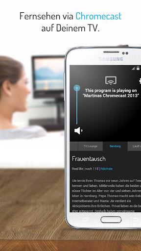 【免費媒體與影片App】Teleboy Live TV & TV-Programm-APP點子