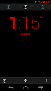 SeeingRed Theme Chooser Theme- screenshot thumbnail