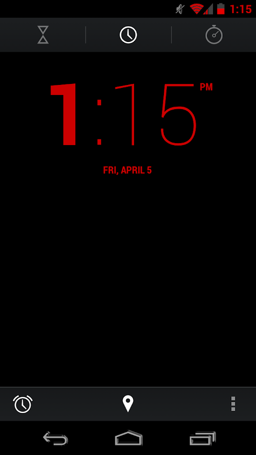 SeeingRed Theme Chooser Theme- screenshot