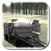 BIG Truck Drive Simulator 3D