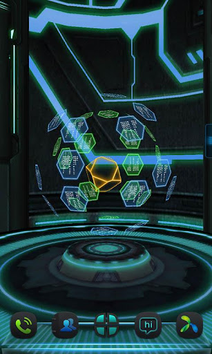 Next Core 3D Livewallpaper LWP
