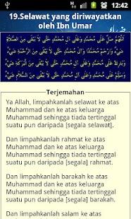 19 Selawat Pilihan- screenshot thumbnail