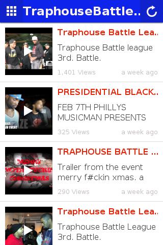 Traphouse Battle League