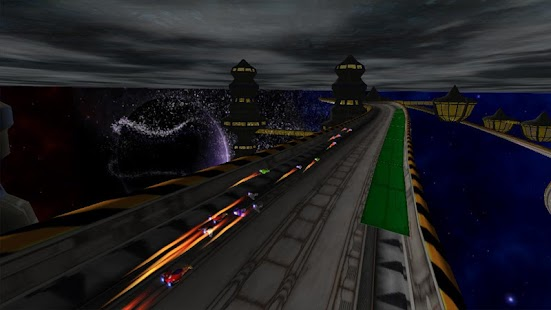 LevitOn Speed Racing Free - screenshot thumbnail