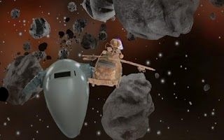 Screenshot of The Digits: Fraction Blast