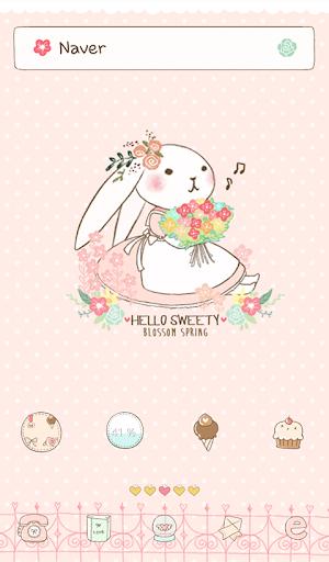 sweetie blossom spring dodol