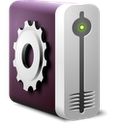 Disk Defragmenter icon