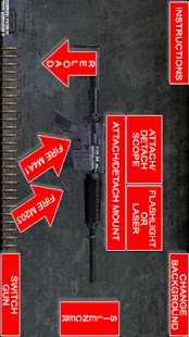 GunApp 3D FREE (The Original)- screenshot thumbnail