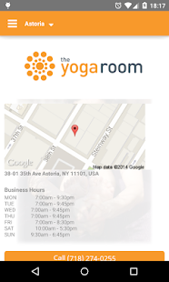 The Yoga Room- screenshot thumbnail